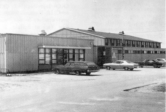 Photo: RCAF Station Moisie Recreation Center