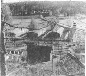 Stalag Luft Prisoner Barracks