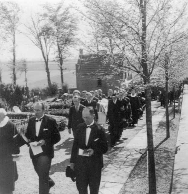 Photo 3 of Funeral of RAF Airman A.H. Hall