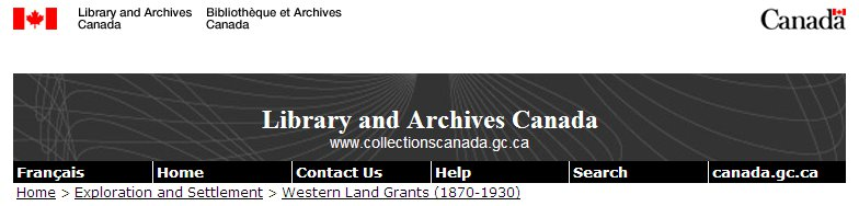Libraries & Archives Canada Logo